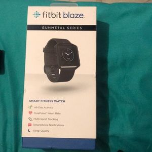 Accessories - Fitblaze Gunmetal Series